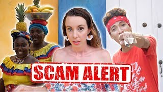 Cartagena's Worst Tourist Traps | Scams, Tricks, & Things to Avoid