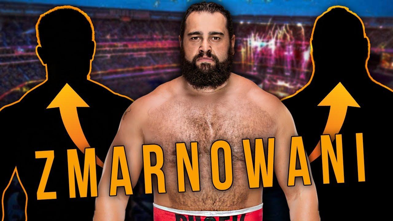 10 Zmarnowanych Postaci Minionej Dekady w WWE!