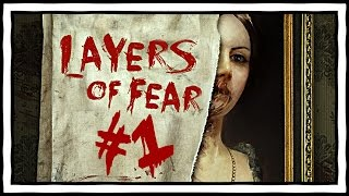 LAYERS OF FEAR FULL GAME [#1] PC Horror Gameplay