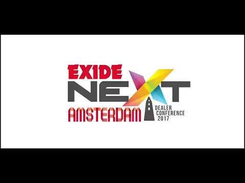 Exide Next Amsterdam conferance | Sunil Auto Electric Works|