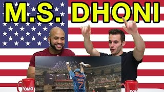 """Fomo Daily Reacts To """"M.S. Dhoni: The Untold Story"""" Trailer (HINDI SUB)"""
