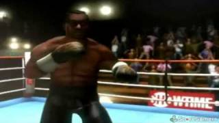 Showtime Championship Boxing Wii Trailer