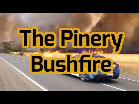 The Pinery Bushfire - A Chilling Media Recap