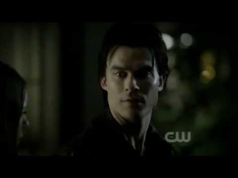 The Vampire Diaries Season 3 Episode 10: The New Deal - THE KISS