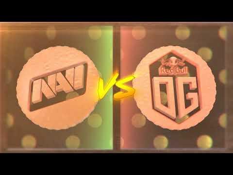 Na`Vi vs OG - Midas Mode - Game 1 - Group Stage Day 1
