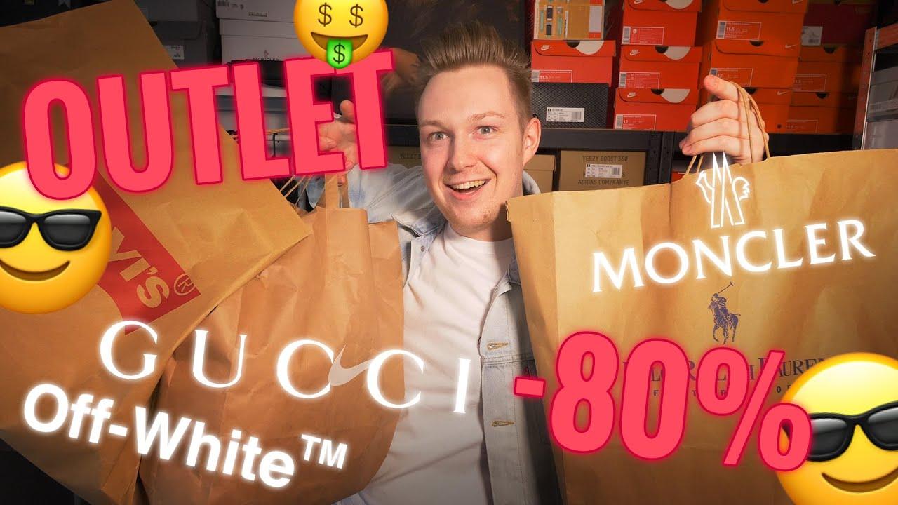 Download WIELKIE zakupy w outlecie! -80% Streetwear LPU Levis, Polo Ralph Lauren, Nike, Gucci Haul.