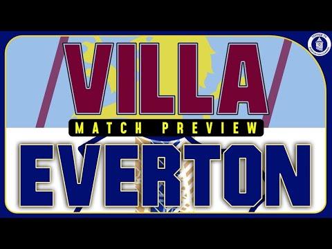 Download Aston Villa V Everton | Match Preview