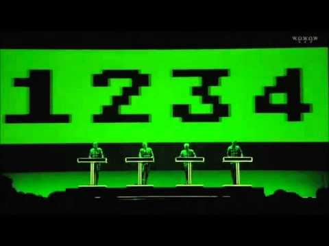 Kraftwerk 3D  Numbers  Computer World