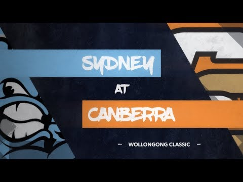 REPLAY: Wollongong Classic, Sydney Blue Sox @ Canberra Cavalry, R2/G4