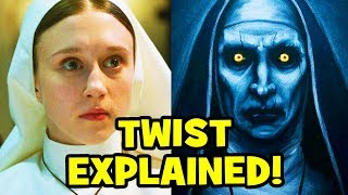 The Nun Ending & TWIST EXPLAINED + Conjuring Universe Connections