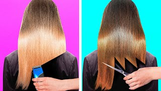 CREATIVE HAIR CUTTING COMPILATION
