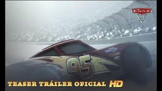 Cars 3 de Disney•Pixar | Teaser tráiler en español | HD