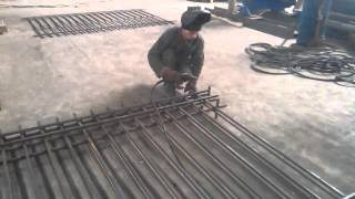 Забор(Изготовление забора., 2015-06-17T11:00:34.000Z)