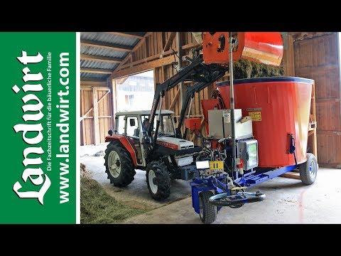 Elektro Futtermischwagen | landwirt.com