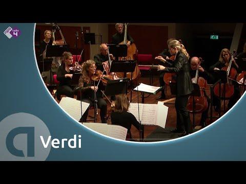 Verdi: Strijkkwartet - Radio Filharmonisch Orkest o.l.v. Karina Canellakis - AVROTROS Klassiek HD