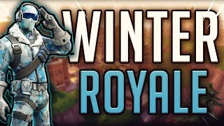 🔴Winter Royale Day 1! \\ PLAYING WITH SUBS!\\ Fortnite XBOX Live stream!!