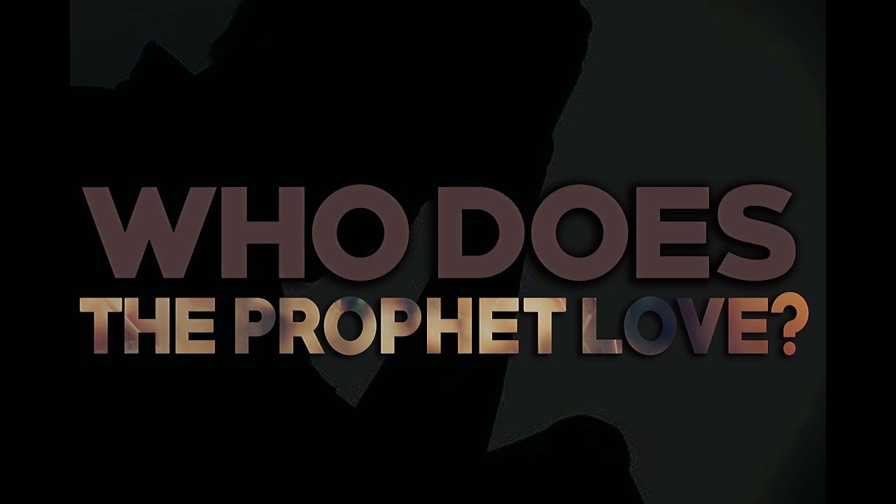 Who Does The Prophet ‎ﷺ Love? | Shaykh Ahmad Musa Jibril
