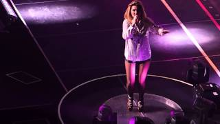 Shania Twain, Bell Center, Come On Over, Rock This Country Tour 2015, Montréal, 28 June 2015