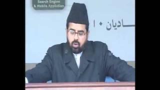 (Punjabi Speech) Ahmadiyya Jamaat and Religious Tolerance Jalsa Qadian 2010