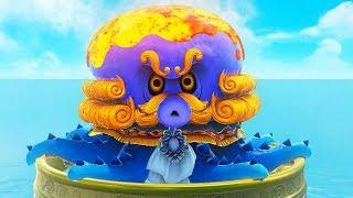 Super Mario Odyssey - Playthrough Part 7: Snow and Seaside Kingdom