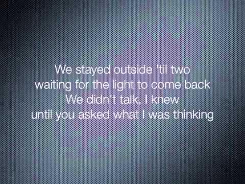 """""""Remind Me"""" by Röyksopp LYRICS"""
