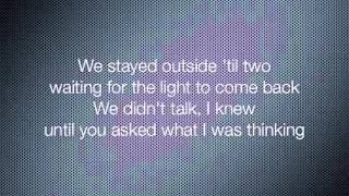 """Remind Me"" by Röyksopp LYRICS"