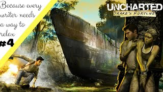 Let's Play: Uncharted: The Nathan Drake Collection - Drake's Fortune - Part 4