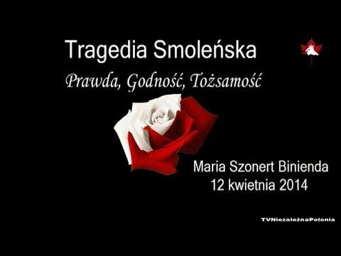 Prawda - Godnosc - Tozsamosc, referat mec. Marii Szonert Binienda