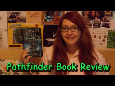 Pathfinder (book review) by Orson Scott Card #booktubesff