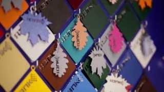 видео Порошковая краска производитель