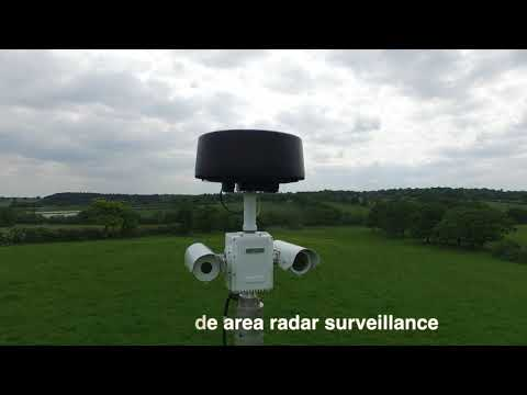 Kelvin Hughes Radar Based Security Systems Video