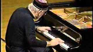Friedrich Gulda Beethoven Piano Sonata no.31 op. 110 (2. Mov) LIVE