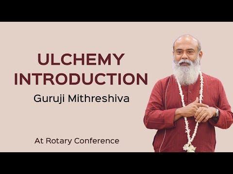 Ulchemy - An Introduction - Shiva Speaks @ Tirupur