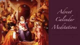 Advent Calendar--Let All Mortal Flesh Keep (Silence) Silent