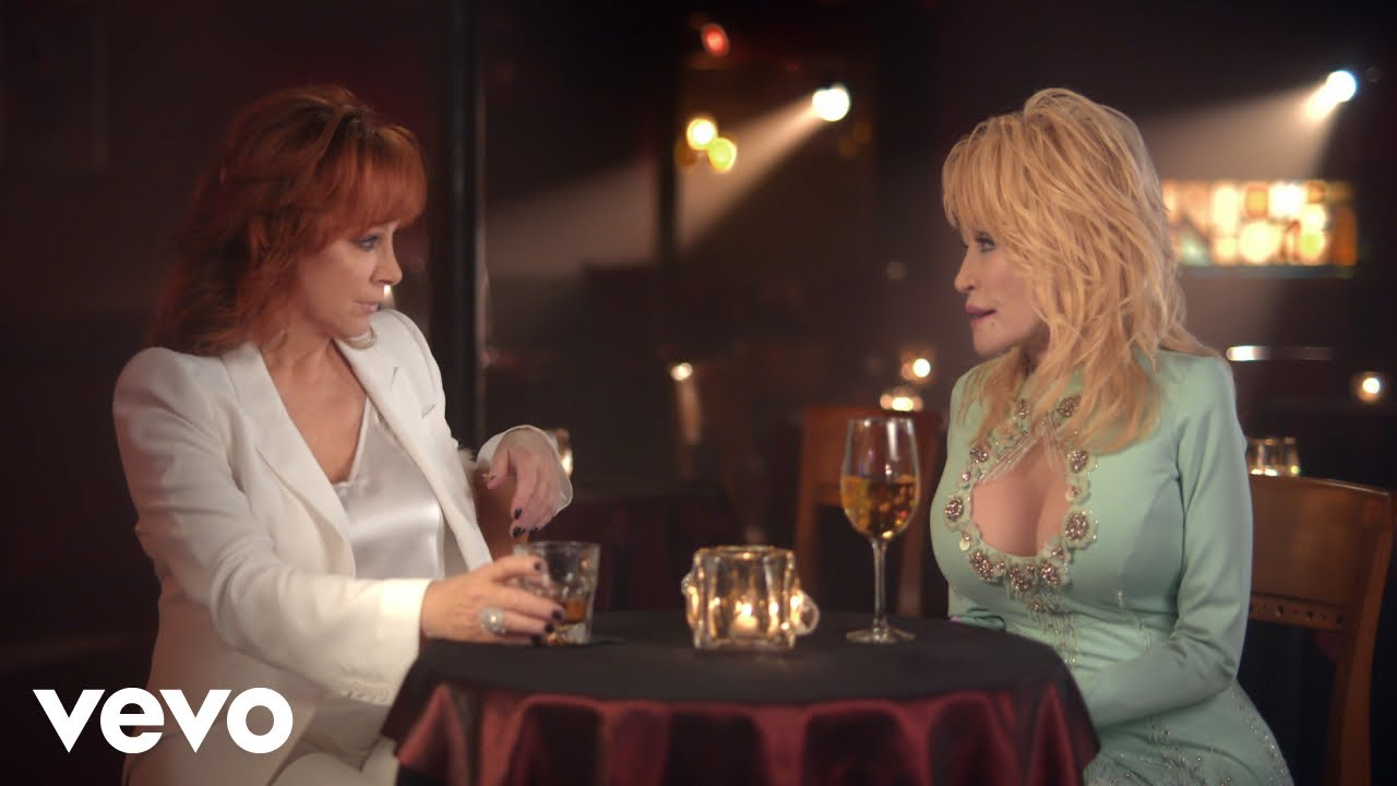 Reba McEntire, Feat. Dolly Parton - Does He Love You (Official Music Video)