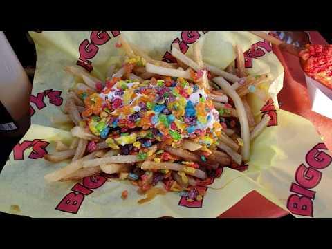 New Fair Food this year at  Orange County Fair 2018