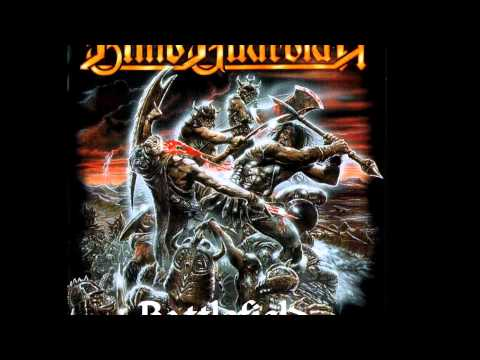 BLIND GUARDIAN -  Battlefield w/lyrics (2015 Remaster)