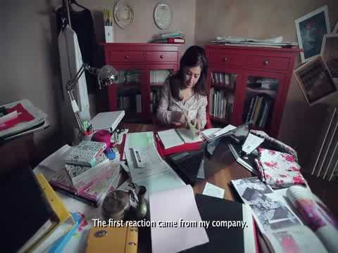 "TÜSİAD ""Çalışma Hayatında Kadın"" Filmi (2011)"