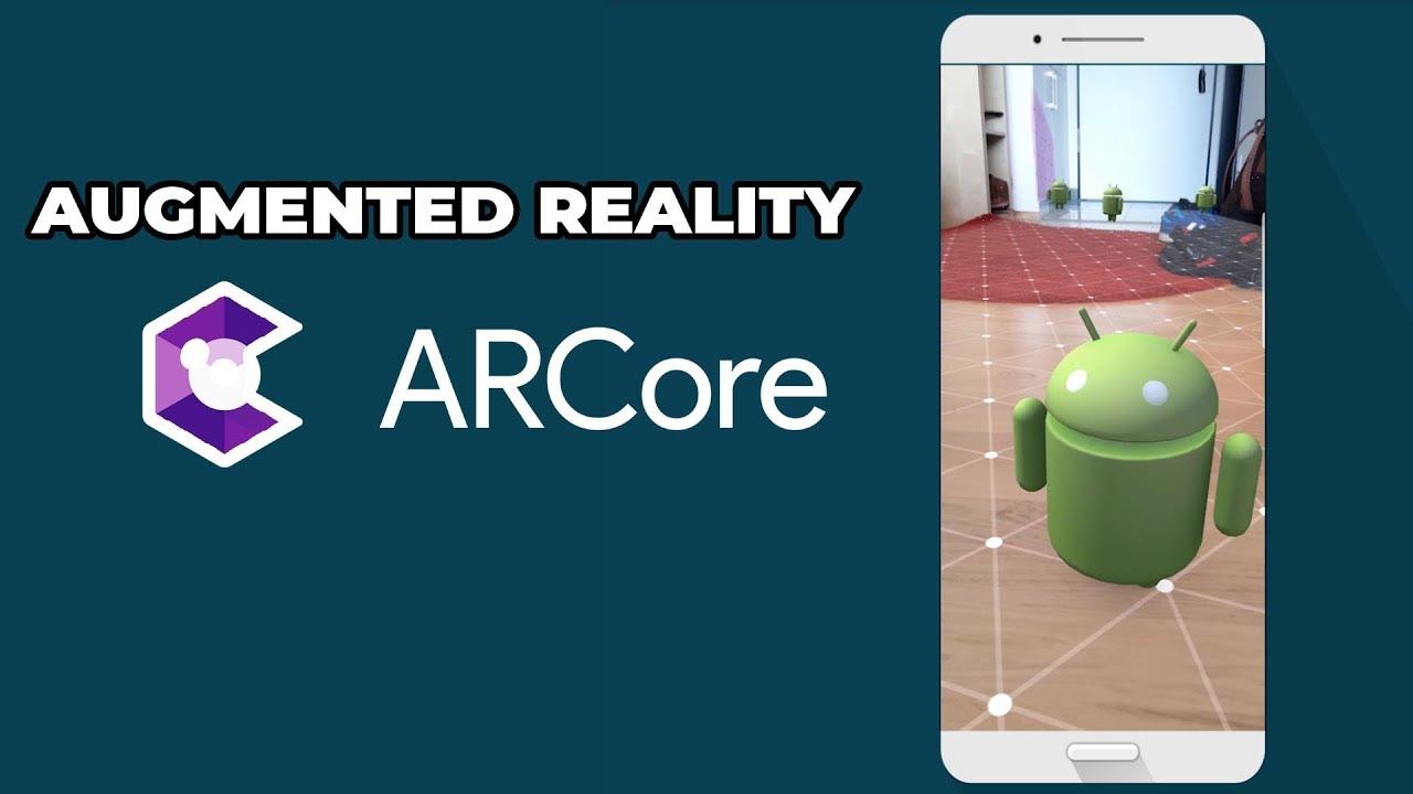 Google ARCore in Unity - Augmented Reality App erstellen - Tutorial Deutsch