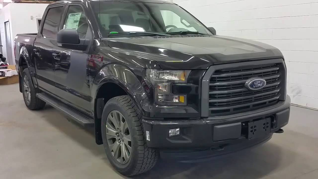 "Xlt Sport Appearance Package F150 >> 2016 F150 XLT Special Edition 5.0L W/ 20"" wheels, Black housing headlights Review 