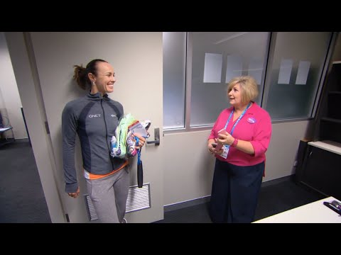 WTA Behind The Tour | Meet WTA Supervisor Donna Kelso
