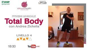 Total Body - Livello 4 - 2 (Live)