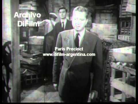 DiFilm - TV Serie Paris Precinct (1955)