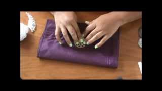 DIY Clutch in less than 15 minutes :))