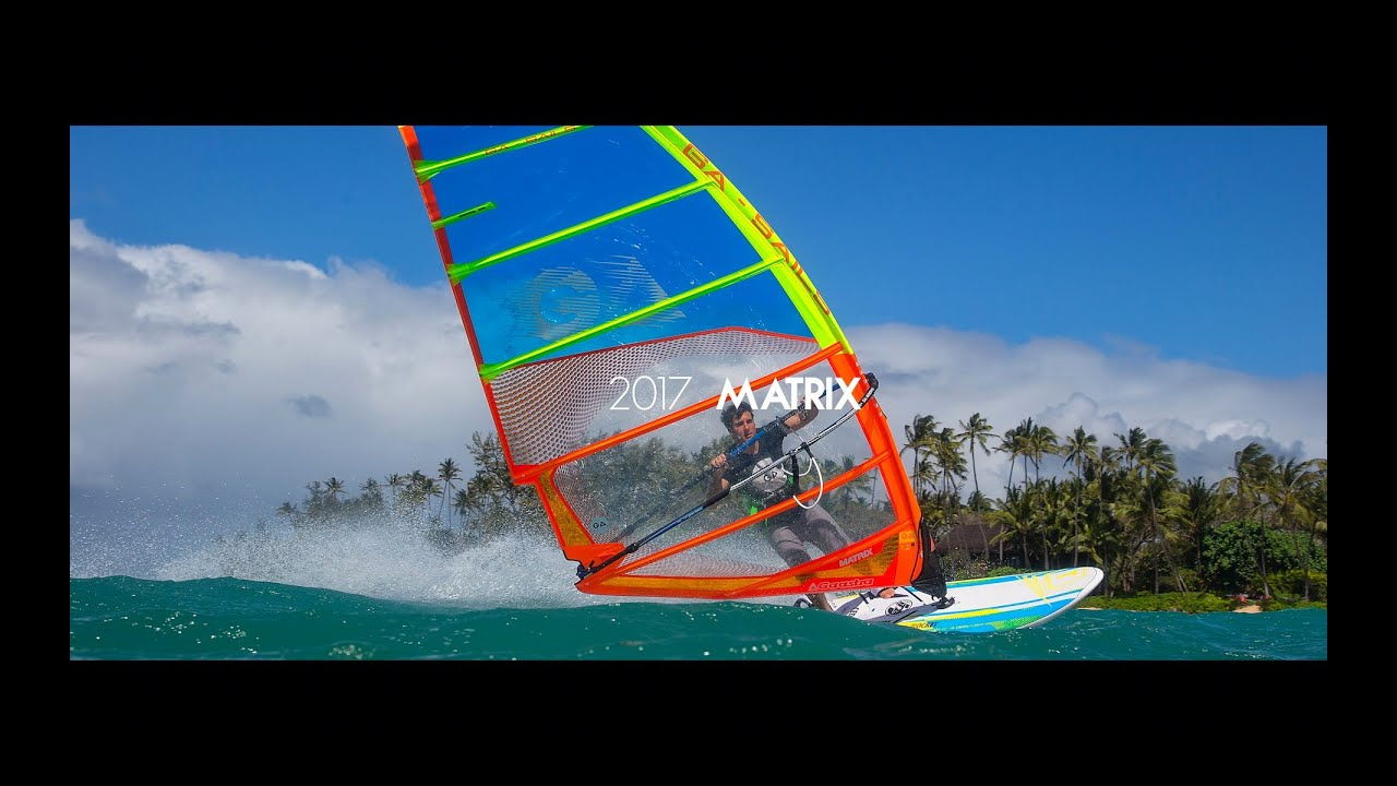 GA Sails - 2017 Matrix