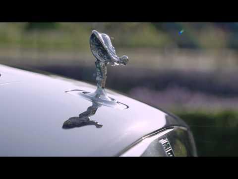 Rolls-Royce Dawn video presentation