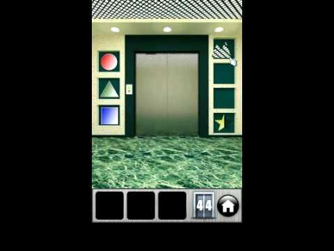 100 doors 2013 level 44 - 45