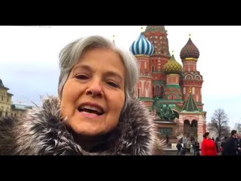 Jill Stein Flips Out After Interviewer Ask About Russian Trip. Good For Her!!