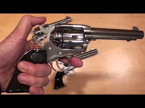 Ruger Vaquero Cowboy Revolver Trio In 357, 45LC, 44 Mag