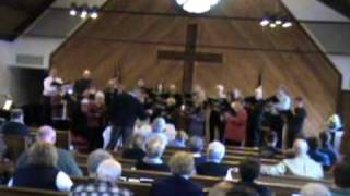 """Here, O My Lord, I See Thee Face to Face"" - Covenant Church of Schaumburg Choir"